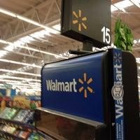 Photo taken at Walmart by Cuauhtemoc H. on 8/5/2012