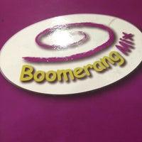 Photo taken at Boomerang Mix by Karine R. on 5/26/2012