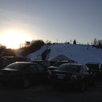 Photo taken at Sunburst Ski Area by DanK on 2/26/2012