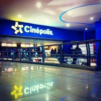 Photo taken at Cinépolis by Yovanni on 8/18/2012