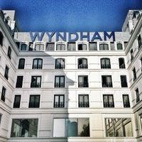 8/24/2012 tarihinde Uğur M.ziyaretçi tarafından Wyndham Grand Istanbul Kalamış Marina Hotel'de çekilen fotoğraf