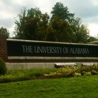 Foto diambil di The University of Alabama oleh Jon F. pada 8/19/2012