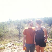 Photo taken at Johnson's Shut-Ins State Park by Paige P. on 8/11/2012
