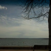 Photo taken at Canandaigua City Pier by Lisa S. on 4/17/2012