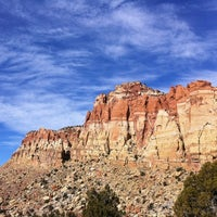 Photo taken at Capitol Reef National Park by Todd W. on 2/11/2012