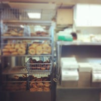 Photo taken at Bodo's Bagels by Molly S. on 8/5/2012
