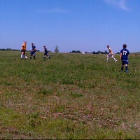 Photo taken at Tempo Soccer Club Fields by Corey G. on 6/3/2012