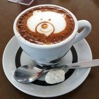 Photo taken at Press Café by Édis T. on 3/10/2012