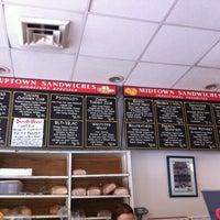 Photo taken at Crabapples New York Delicatessen by Ferdi M. on 2/27/2012