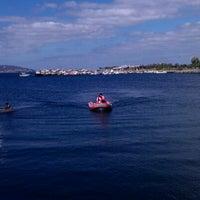 Photo taken at Dragos Marina by Duygu C. on 9/3/2012
