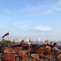 Foto tomada en Café del Mar por Fabio L. el 6/17/2012