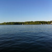 Photo taken at Lake Greenwood by Rya C. on 4/7/2012