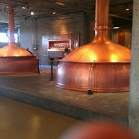Photo taken at Anchor Brewing Company by Jennifer Q. on 8/9/2012