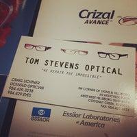 Tom Stevens Optical