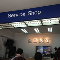 Photo taken at Sony Service Shop Roma by Roberto B. on 5/2/2012