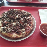 Photo taken at Hacienda Heights Pizza Company by Carlos L. on 8/21/2012