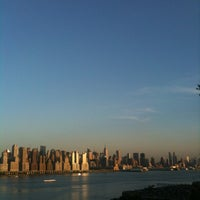 Photo taken at North Bergen Overlook by Zerrin on 5/1/2012