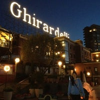 Photo taken at Ghirardelli Chocolate Marketplace by Mando on 6/13/2012
