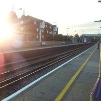 Photo taken at Rainham Railway Station (RAI) by Ashley F. on 9/5/2012