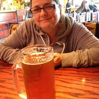 Photo taken at Red Robin Gourmet Burgers and Brews by Douglas S. on 6/11/2012