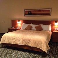 Photo taken at Harborside Inn by Edna C. on 3/9/2012