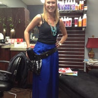 Photo taken at Sola Salon & Spa by Lisa F. on 6/2/2012