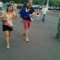 Photo taken at Hillsborough High School by Jessica P. on 6/9/2012