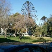 Das Foto wurde bei Parque Bustamante von Manolillo G. am 8/24/2012 aufgenommen