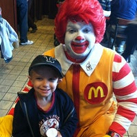 Photo taken at McDonalds by Anna K. on 4/24/2012