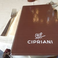 Photo taken at Cipriani Downtown by Carol W. on 8/8/2012