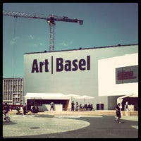Photo taken at Art | 43 | Basel by Mike S. on 6/16/2012