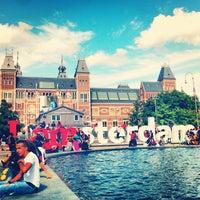 8/3/2012 tarihinde Zhengli Z.ziyaretçi tarafından I amsterdam'de çekilen fotoğraf