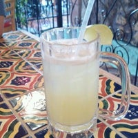 Photo taken at Mi Tierra by Jen L. on 7/6/2012