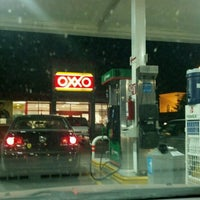 Photo taken at OXXO Gas by Juanma M. on 8/4/2012