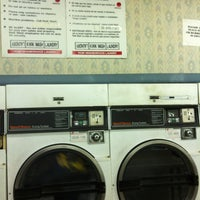 Photo taken at Kwick Wash Laundry by Santiago S. on 2/26/2012