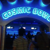 Photo taken at Cosmic Bowl by Anis d. on 8/11/2012