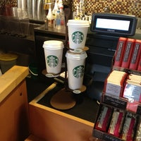 Photo taken at Starbucks by Алексей Л. on 5/12/2012