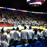 Photo taken at Bryce Jordan Center by Vicki P. on 2/20/2012