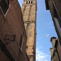 Photo taken at Campo San Stefano by David on 8/16/2012