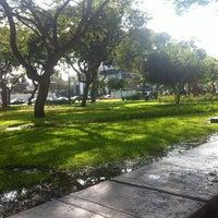 Foto tomada en Parque Combate de Abtao por Yolanda F. el 7/23/2012