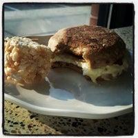 Photo taken at Starbucks by Brittany B. on 5/25/2012