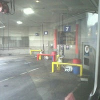 Photo taken at Greyhound Bus Lines by Marvin D. on 3/9/2012