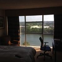 Photo taken at Radisson Hotel & Suites Austin Downtown by John A. on 8/29/2012
