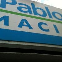 Photo taken at Farmacia San Pablo by Fernando C. on 4/12/2012