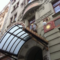 Foto tomada en K+K Hotel Central Prague por Ася Н. el 6/27/2012