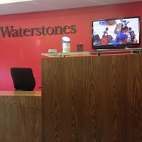 Photo taken at Waterstones Head Office by David R. on 9/5/2012