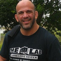 Photo taken at The Lab MMA by Morrison B. on 7/21/2012