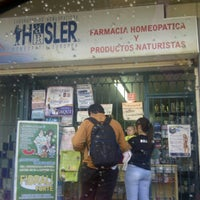 Photo taken at HASLER (homeopatía europea ) by Claudia G. on 9/5/2012