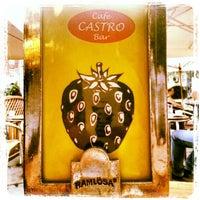 Photo taken at Café Castro by Lars E. on 8/20/2012