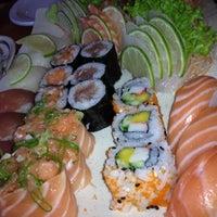 Photo taken at Fujiyama by Marcia O. on 8/1/2012